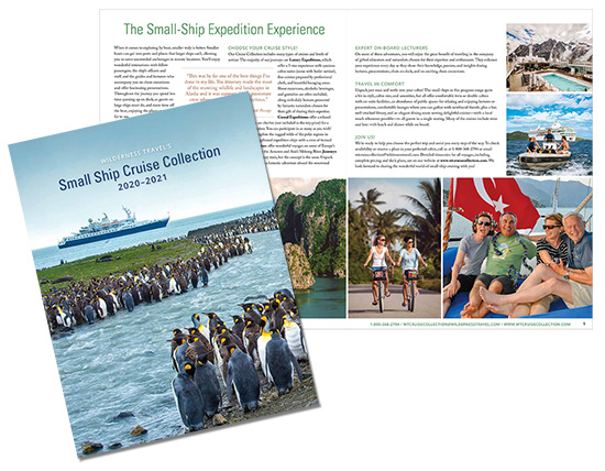 Cruise collection 2021 brochure