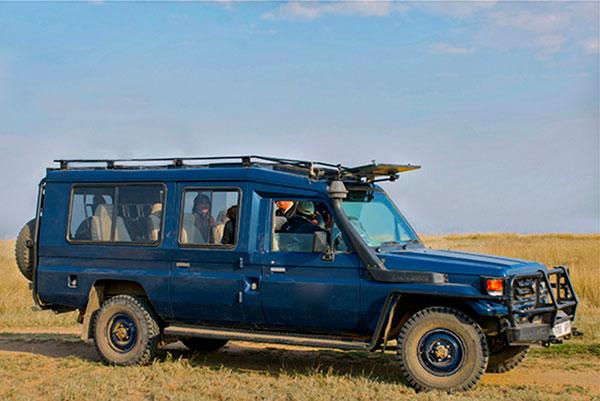 Our Safari Vehicles Wilderness Travel