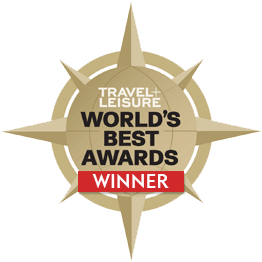 Travel and Leisure 2015 Award