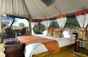elephant bedroom camp kenya journey itinerary amp map wilderness travel 11506