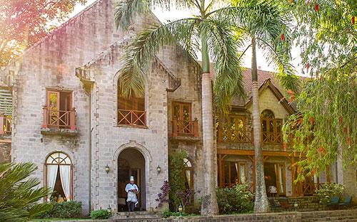 The Arusha Serena Hotel   Wilderness Travel