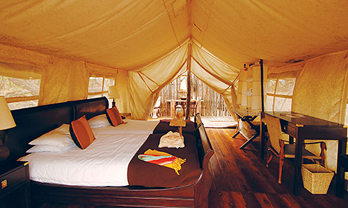 Camps in hwange national park 01