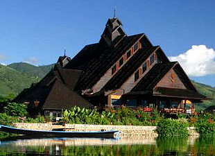 Inle lake princess hotel 01