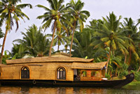 Traditional Houseboat