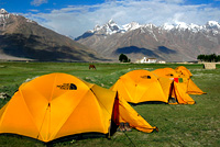 Ladakh Trek Camps