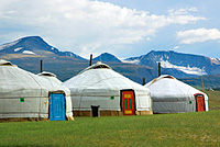 Mongolian Ger Camps