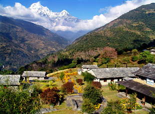 Annapurna mountain lodges 01