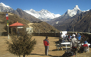 Everest sherpa resort syangboche 04