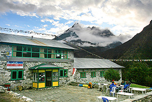 Sherpa lodge phortse 01