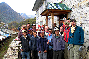 Sherpa lodge phortse 06
