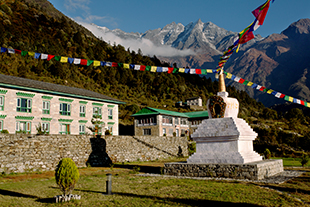 Yeti mountain home lukla 01