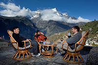 Yeti Mountain Home Namche