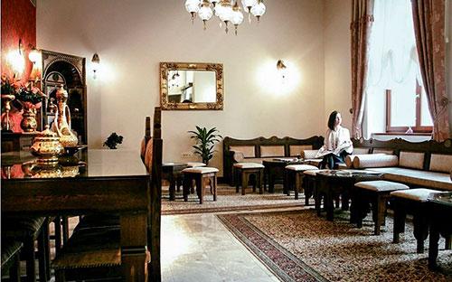 Isabegov Hamam Hotel Wilderness Travel