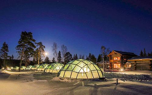 Kakslauttanen Arctic Resort Wilderness Travel