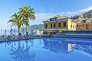 Cenobio Dei Dogi Hotel Camogli Italy