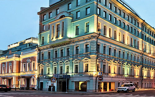 Golden apple boutique hotel moscow 01