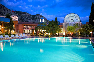 Colossae Thermal Spa Hotel Wilderness Travel