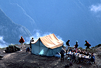 Hidden Inca Trail Camps