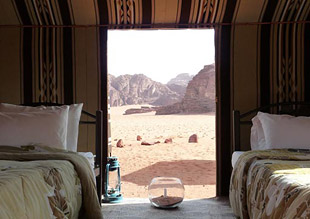Milky way camp wadi rum 02