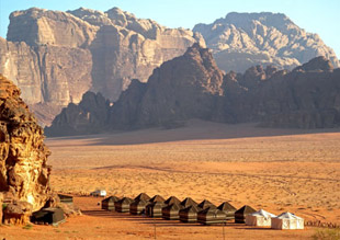 Milky way camp wadi rum 03