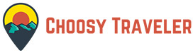 Choosy Traveller logo