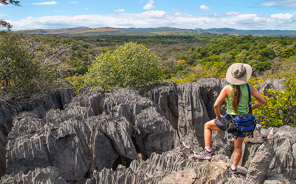 madagascar ankarana and amber mountain national park