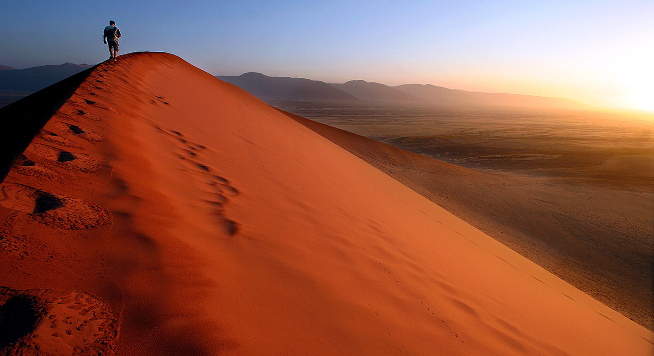 Top 10 Amazing Desert Landscapes Photos, Sossusvlei