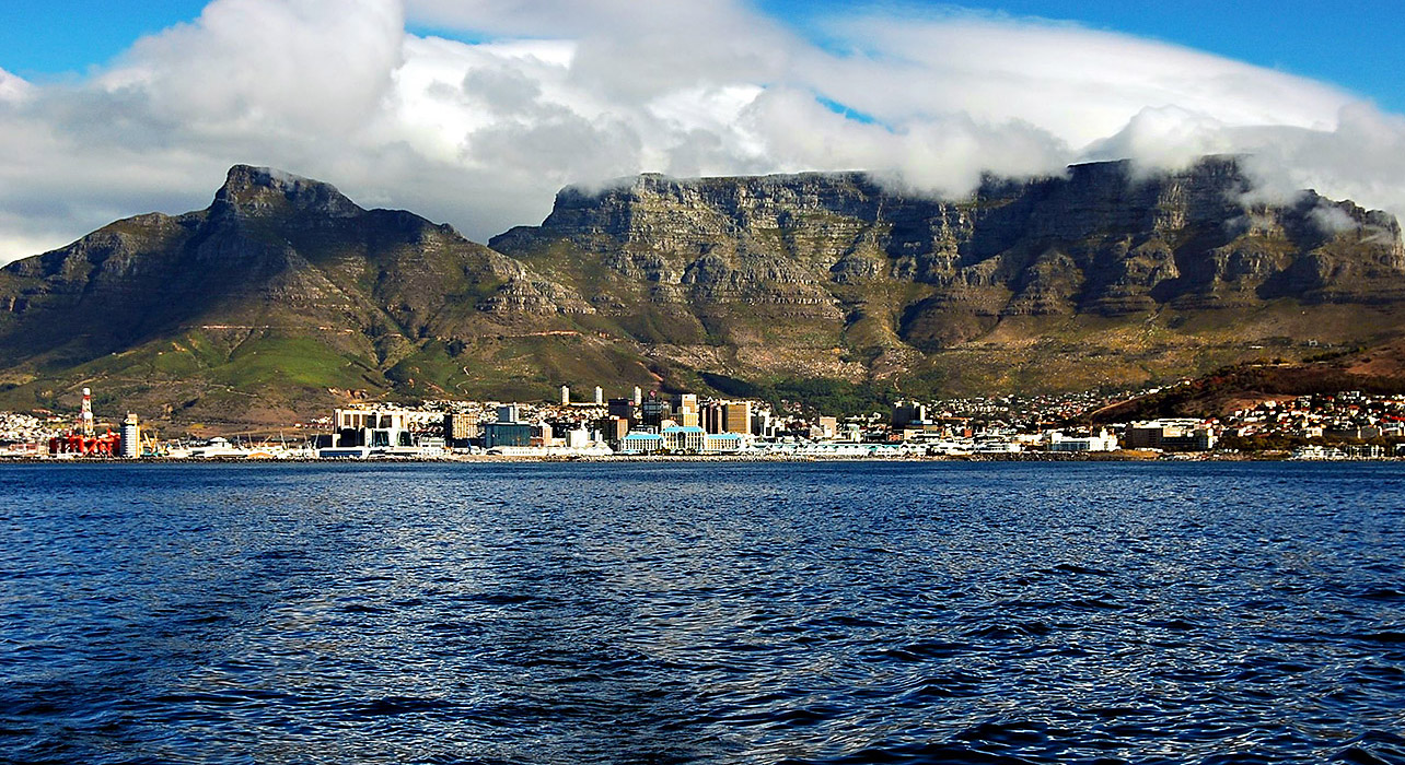 cape town table bay table mountain cape peninsula
