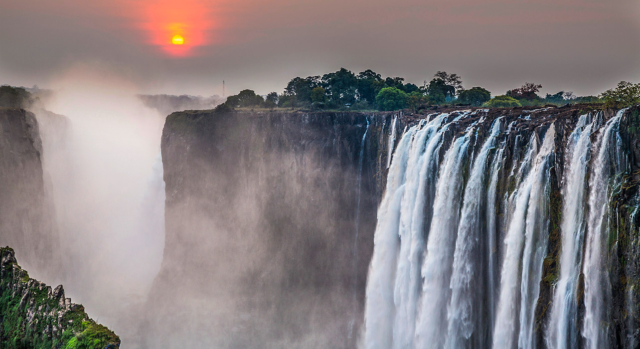 South Africa Victoria Falls And Botswana Private Journey