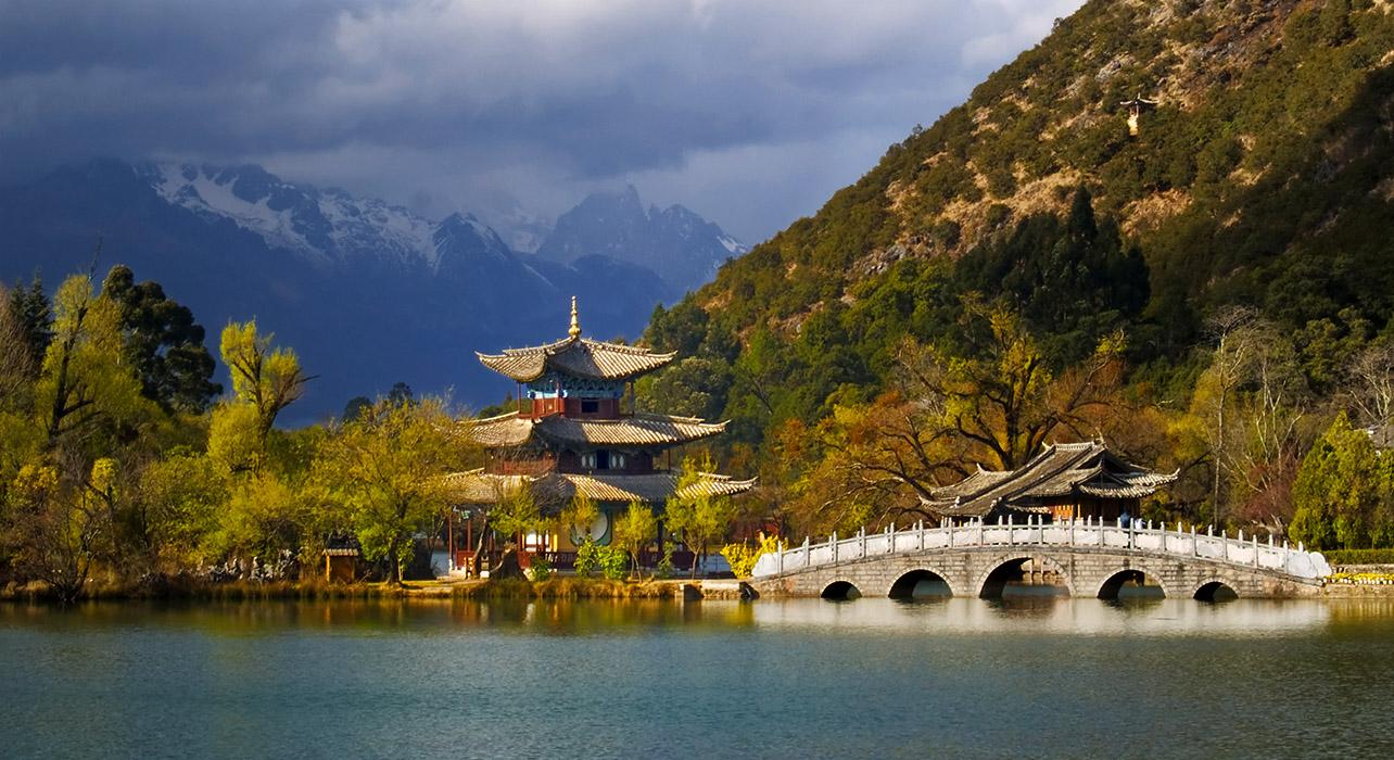 Hidden Treasures of Sichuan and Yunnan - Itinerary & Map ...