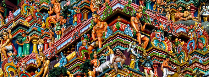 meenakshi temple south india