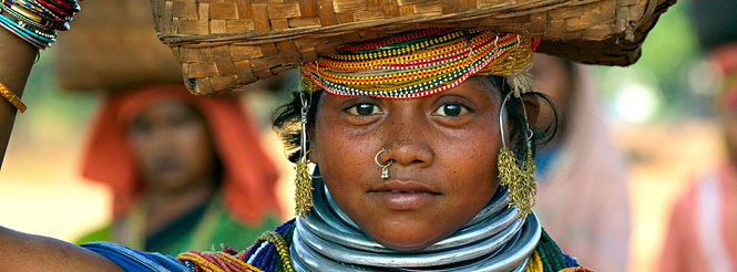 bonda tribe orissa india