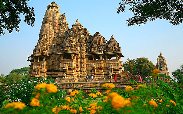 india world heritage site khajuraho