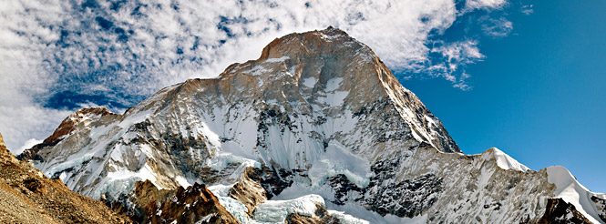summit of Makalu, Nepal