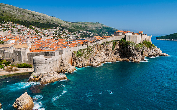 coast croatia dubrovnik extension