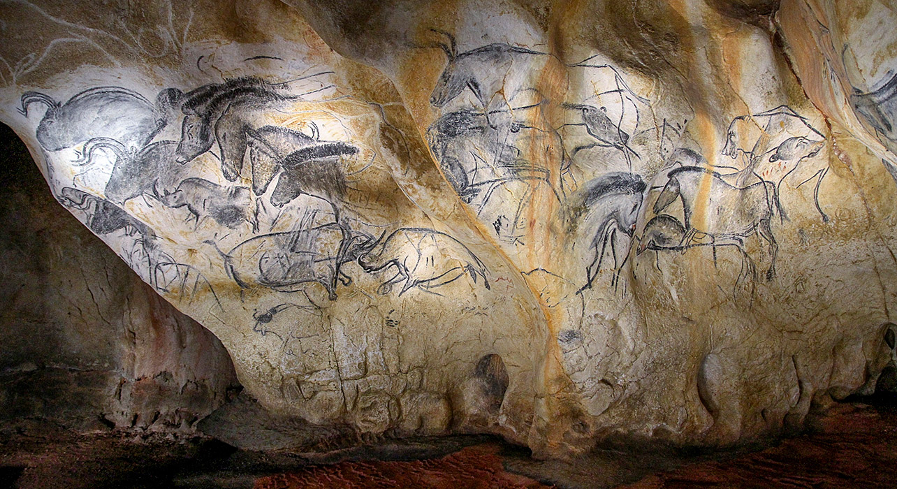 Prehistoric Caves And Great Cuisine Of France Itinerary