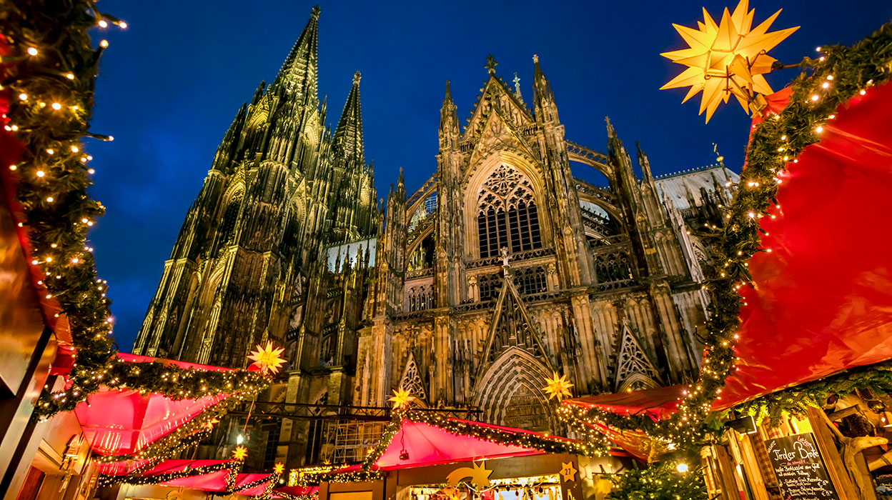 receive our enewsletter - Cologne Christmas Market