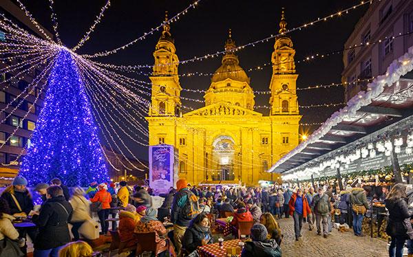 Budapest Christmas Market Location.Iconic Christmas Markets Wilderness Travel