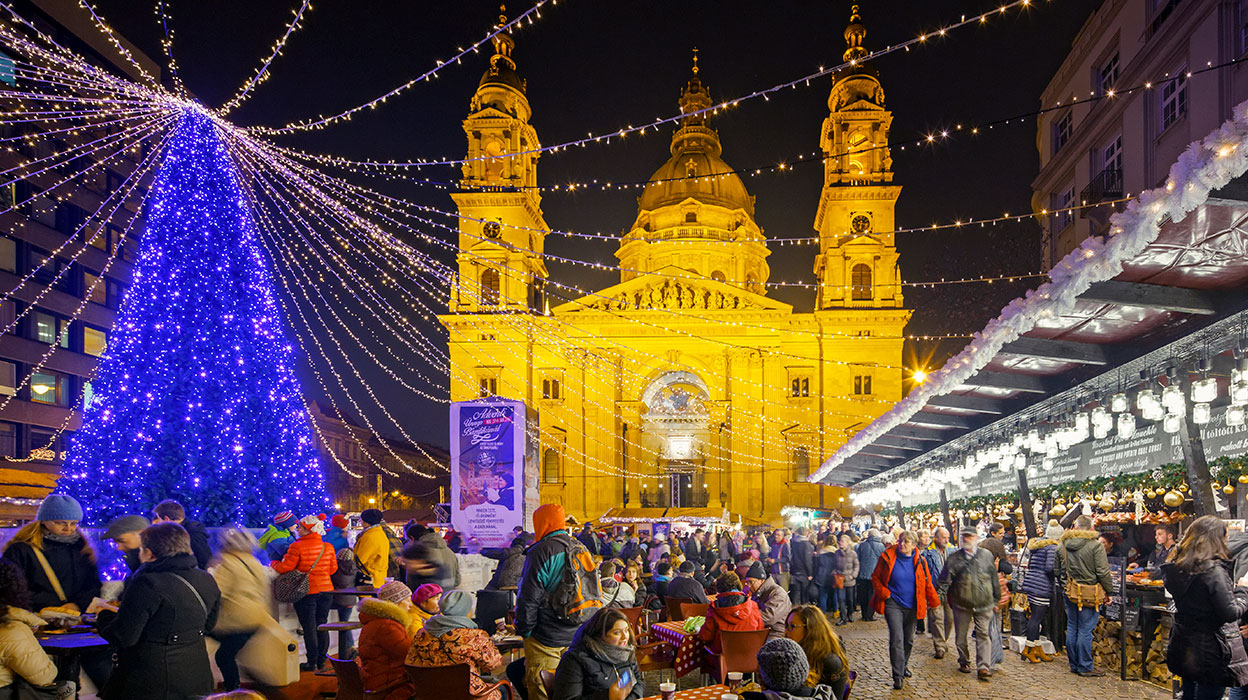 iconic christmas markets itinerary map wilderness travel
