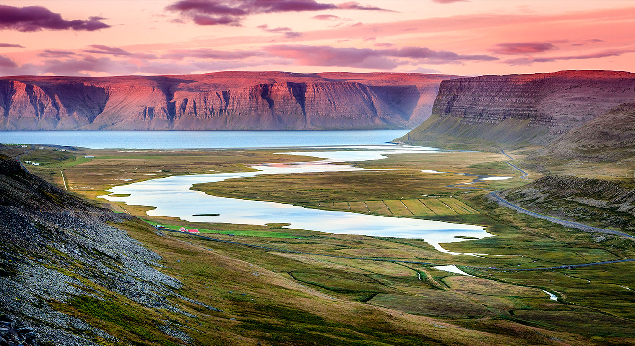 Hiking Eastern Greenland and Iceland's Westfjords ...