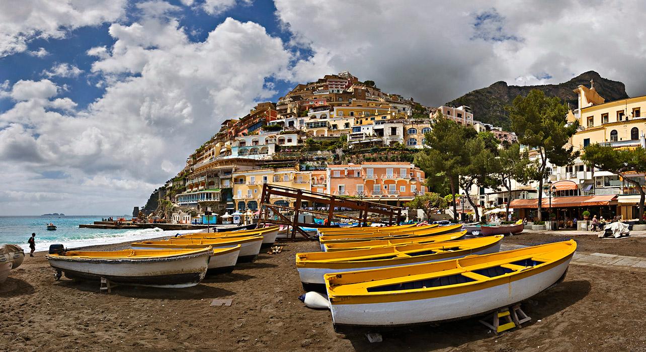 Amalfi And Capri Itinerary Amp Map Wilderness Travel