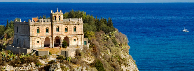 tropea calabria hiking tour italy