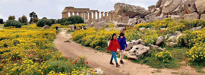 sicily hiking cultural tour
