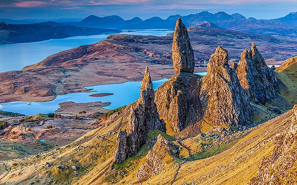 Coverage Includes: Edinburgh, Glasgow, Highlands & Islands, Inverness.