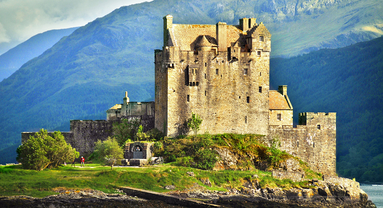 Highlands and Islands of Scotland - Itinerary & Map ...