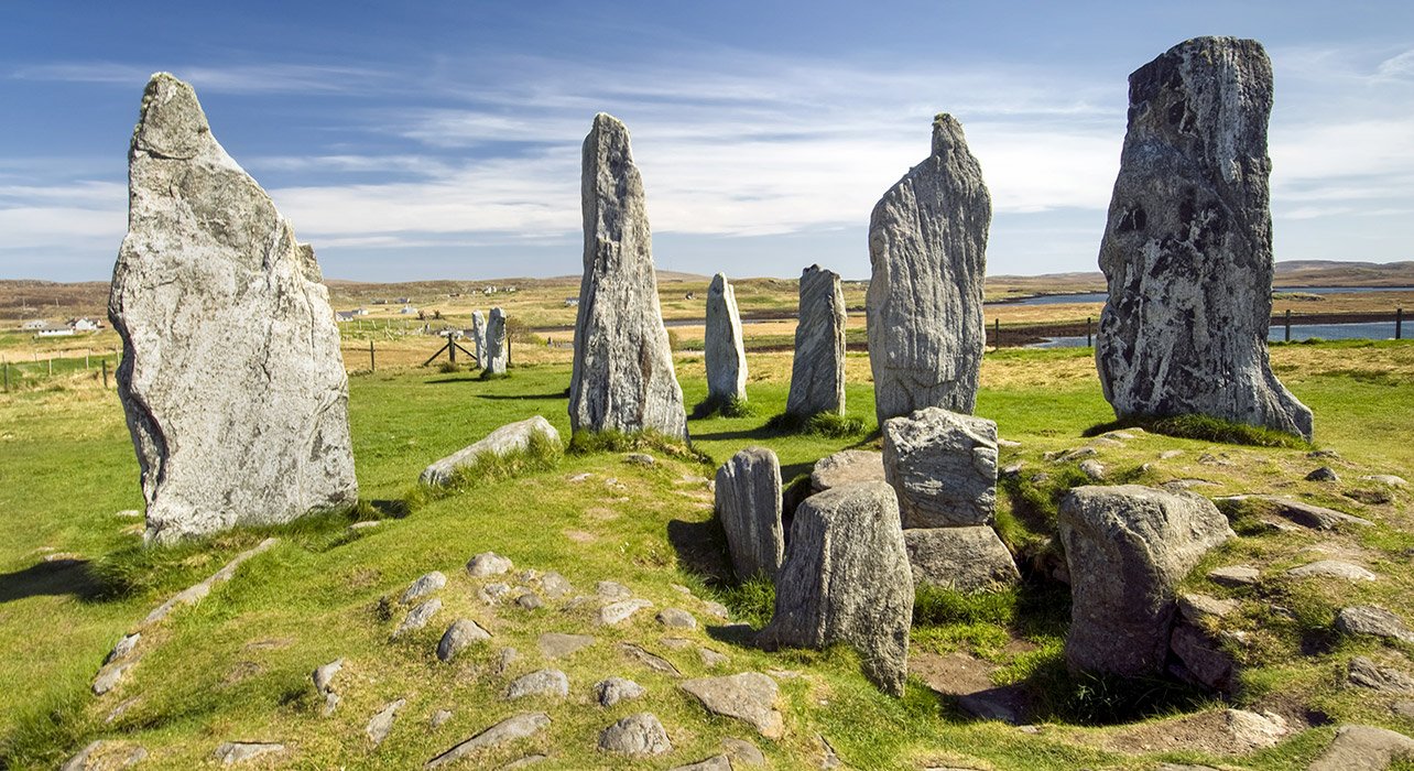 callanish standing stones outer hebrides scotland