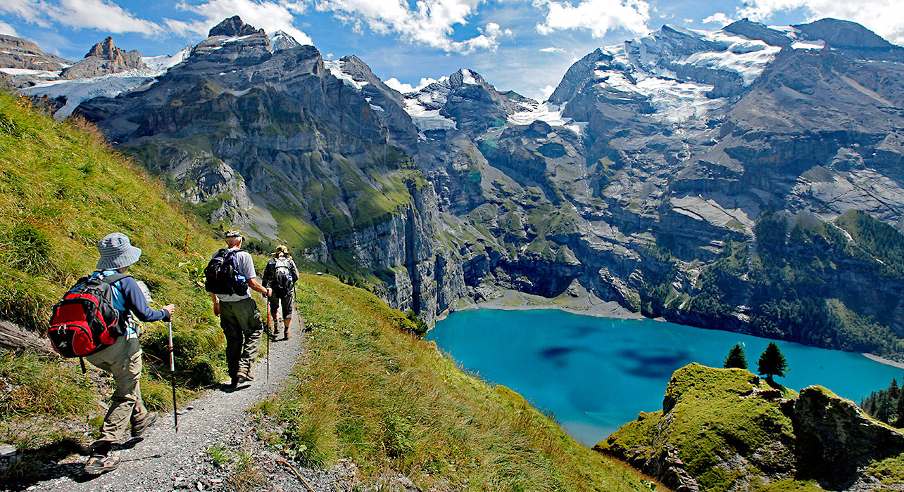 heart of switzerland itinerary map wilderness travel