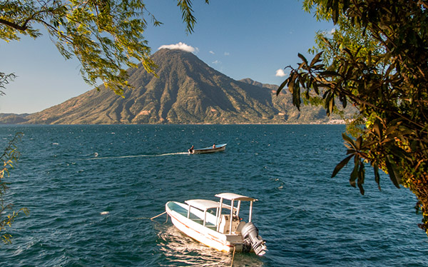 guatemala lake atitlan highlands