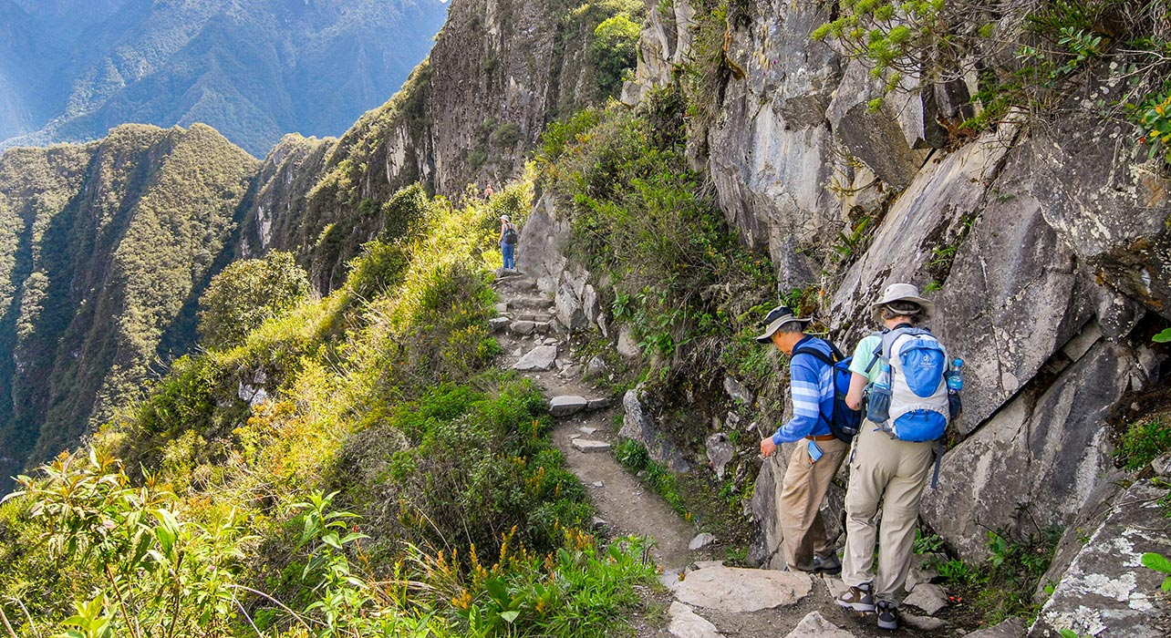 Inca Trail Private Journey Wilderness Travel