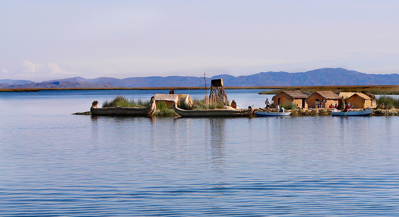 peru lake titicaca ethereal inca legend